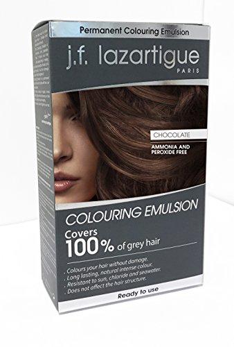 (J.f. Lazartigue Color Emulsion Chocolate )