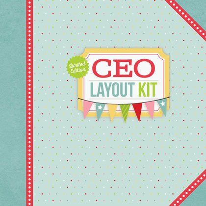Anthology CEO Layout Kit by Youngevity