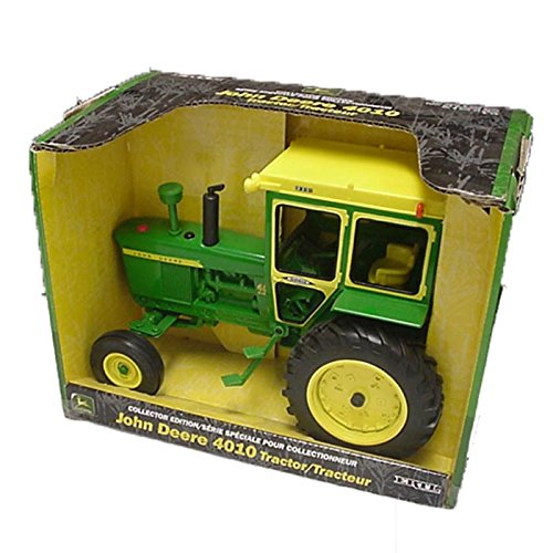 1/16th John Deere 4010 with Hiniker Cab Limited Edition