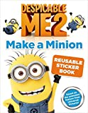 Despicable Me 2: Make a Minion Reusable Sticker Book