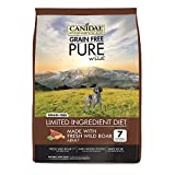 CANIDAE Grain Free Pure Wild Adult Fresh Wild Boar Dog Food, 4 lbs. Review