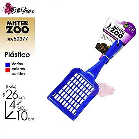 PALA PARA ARENEROS DE GATOS PALA PARA RECOGER EXCREMENTOS PALA ARENERO GATO: Amazon.es: Productos para mascotas