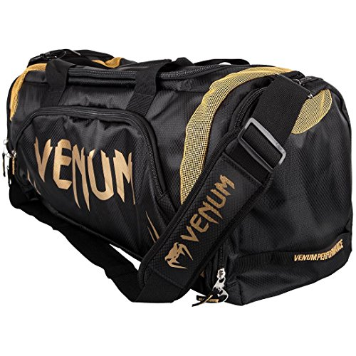 - Venum Trainer Lite Sport Bag - Black/Gold