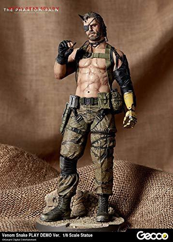 metal gear cyborg ninja - 8