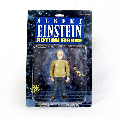Albert Einstein Doll (Albert Einstein Action Figure)