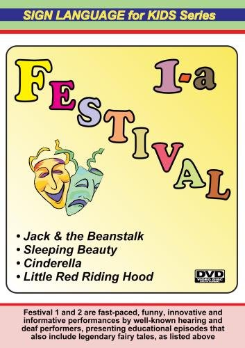 Sign Language for Kids: Festival 1-a