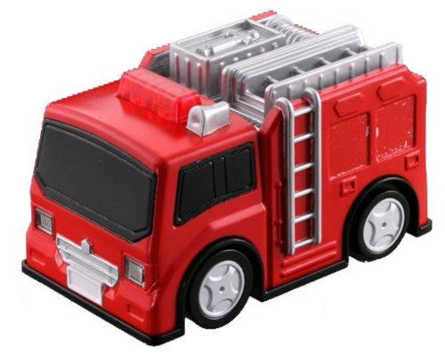 Megahouse ecolo Ecolo 02 Shiny Siren fire Engine
