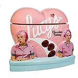 Kurt S. Adler I Love Lucy Chocolate Factory Cookie Jar