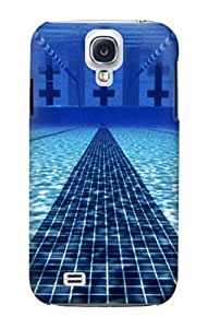 E2429 Swimming Pool Funda Carcasa Case para Samsung Galaxy S4