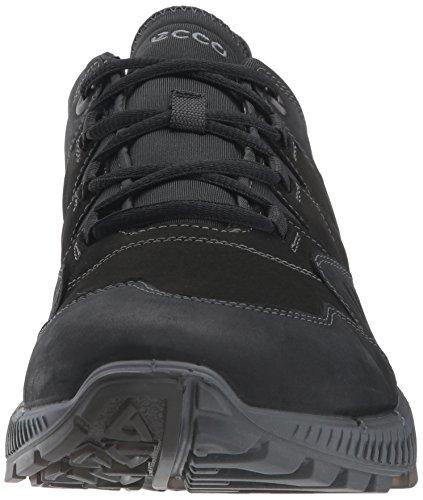 Ecco Mens Terrawalk Wandelen Schoen Zwart / Zwart