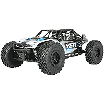 Axial Yeti Rock Racer 4x4 Unassembled Kit Radio Controlled 1/10 Scale Four-Wheel Drive Electric-Powered Truck