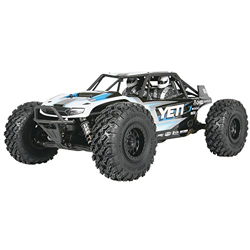 Axial Yeti Rock Racer 4x4 Unassembled Kit Radio Controlle...