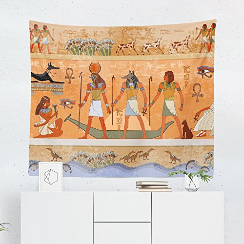 Egyptian Tapestry - Egypt Ancient Wall Tapestries Hanging for sale  Delivered anywhere in USA