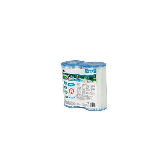29 opinioni per Intex 29002 Cartuccia Filtro, Confezione da 2 pezzi