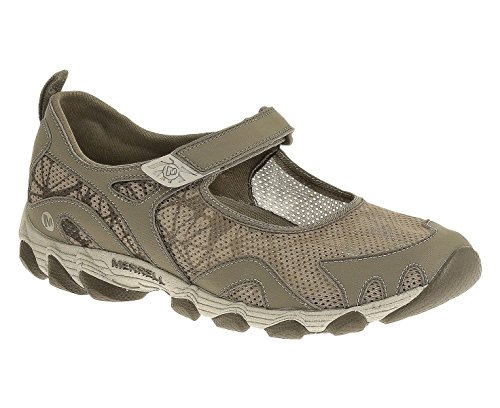 Merrell Hurricane MJ Womens Casual Sports Shoes 4 Beige, Beige, 6 AU