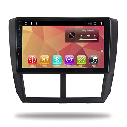 Android 7 1 Car Radio GPS Navi for Subaru Forester 2008-2012