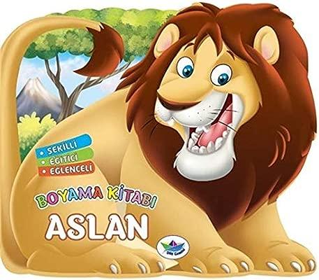 Boyama Kitabi Aslan Kolektif 9789752457058 Amazon Com Books