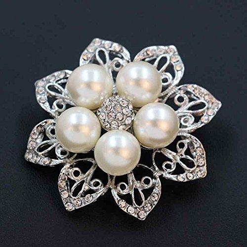 (Korean women girls fashion retro brooch pin brooch fringed wings cross men jewelry pin buckle collar suit)
