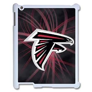 WEUKK Falcons iPad2,3,4 shell case, custom phone case for iPad2,3,4 Falcons, custom Falcons cover case