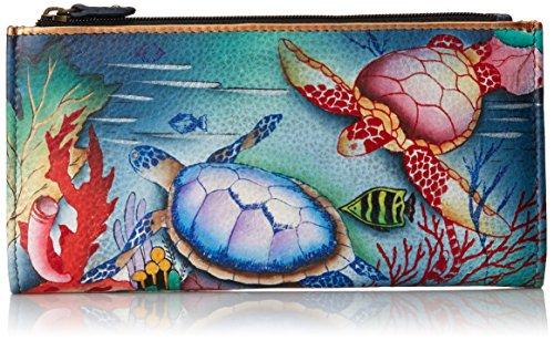 anuschka-two-fold-wallet-ocean-treasures-one-size