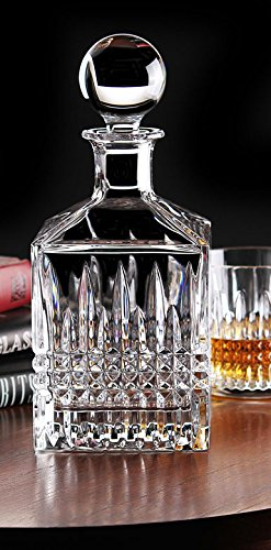 Lismore Decanters (Lismore Diamond Square Decanter)