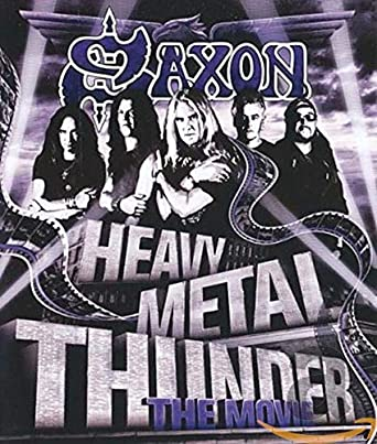Heavy Metal Thunder - The Movie [Blu-ray]: Amazon.es: Saxon, Saxon: Cine y Series TV