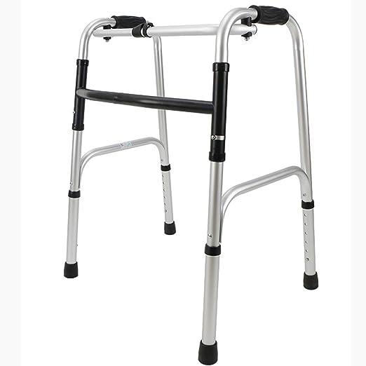 Andador discapacitado, Material de aleación de Aluminio con ...