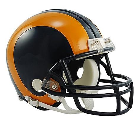 835ca487 Amazon.com: New Riddell Los Angeles Rams 81-99 Throwback VSR4 Mini ...