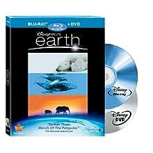 Disneynature: Earth (Blu-ray / DVD Combo) (2009)