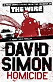 Front cover for the book Homicide: A Year on the Killing Streets by David Simon