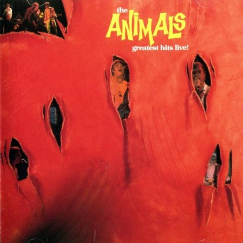 The Greatest Hits (Live) (The Best Of The Animals)