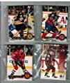 1995-96 Donruss Pittsburgh Penguins Team Set 18 Cards Mario LeMieux Jaromir Jagr MINT