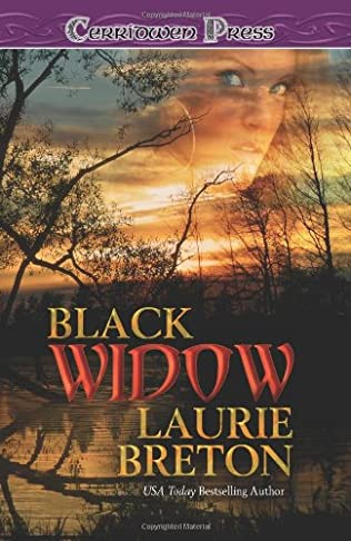 book cover of Black Widow