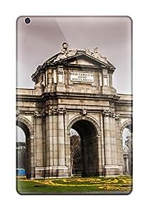 Hot New Arrival Puerta De Alcal?? Case Cover/ Mini 3 Ipad Case