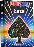 Prism Dusk Playing Cards – Incredible Rainbow UV Gloss Deck of Cards, Bright