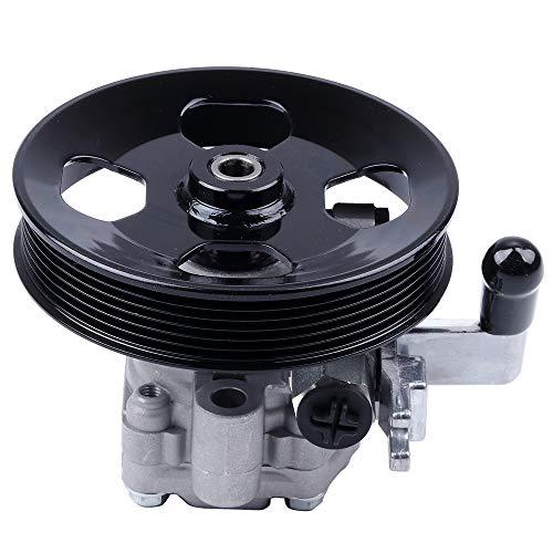 (ECCPP 21-5449 Power Steering Pump Power Assist Pump Fit for 2005-2009 Hyundai Tucson, 2005-2010 Kia)