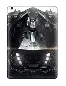 Anti-scratch And Shatterproof Batmobile Background Phone Case For Ipad Air/ High Quality Tpu Case