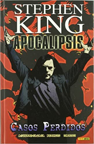 Apocalipsis 4 De Stephen King. Casos Perdidos: Amazon.es: Roberto ...