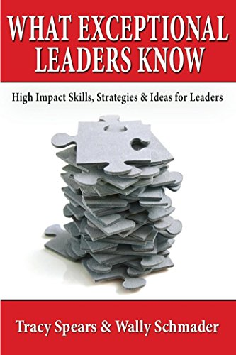 What Exceptional Leaders Know cover