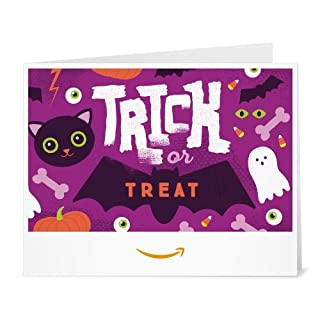 Amazon Gift Card - Print - Trick or Treat (B01M0KHKIL) | Amazon price tracker / tracking, Amazon price history charts, Amazon price watches, Amazon price drop alerts