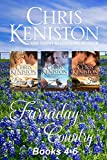 Farraday Country: Contemporary Romance Boxed Set Books 4-6