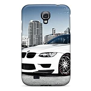 Hot Fashion NSJ2836gTBC Design Cases Covers For Galaxy S4 Protective Cases (bmw M3 360forged)