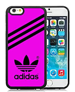 New DIY Custom Design Cover Case For iPhone 6 4.7 Inch TPU Adidas 24 Black Phone Case
