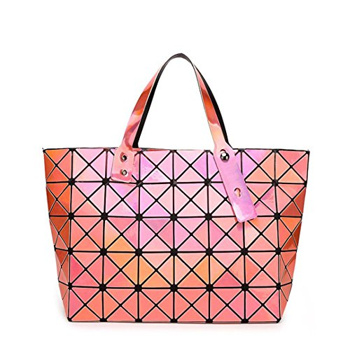 new arrivals ef966 7bec4 C6 Japanese Prism Diamond Handbag Holographic Treasure Latti