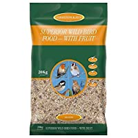 Johnston & Jeff Superior Wild Bird Food, 20 kg