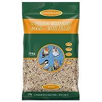 Johnston & Jeff Superior Wild Bird Food, 20 kg