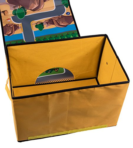Review Kid's Construction Road Collapsible