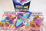 Stunt Foam Gliders Set of 3 Acrobat Gliders Flies Glides Loops Ground Skims