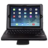 IVSO Apple iPad Air 2 Bluetooth Keyboard Portfolio - Best Reviews Guide
