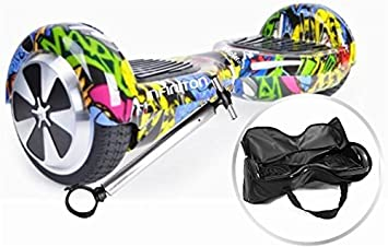 INFINITON Patinete ELECTRICO KIT IN-ROLLER 2.0+POKIT + POLE COMIC
